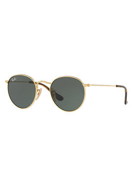 Round Metal Junior by Ray Ban