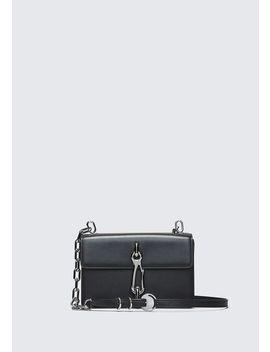 Black Medium Hook Cross Body by Alexander Wang