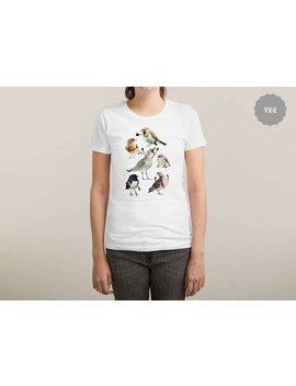Birds With Arms by Threadless