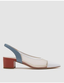 Gloria Heel In Storm Blue by Need Supply Co.