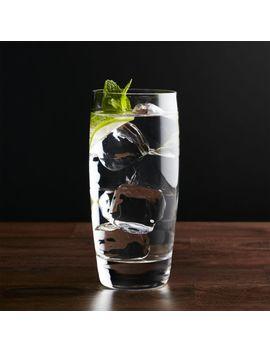 Otis Highball Glass by Crate&Barrel