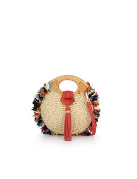 Mariana Straw Basket by Sam Edelman