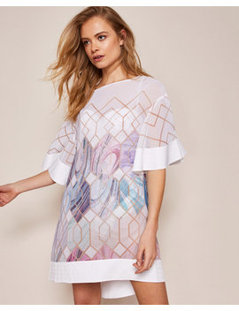 Sea Of Clouds Cover Up by Ted Baker
