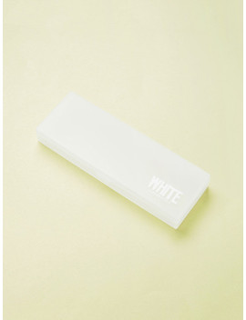 Letter Print Pencil Box by Sheinside