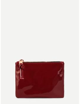 Cute Mini Pu Wallet by Sheinside