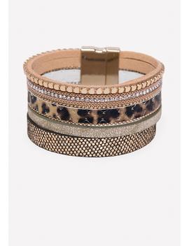 Mix Strand Bracelet by Bebe