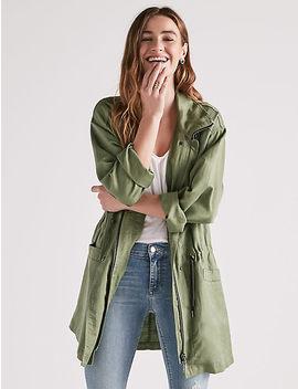 Oversized Parka Jacket by Lucky Brand