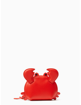 Shore Thing Crab Coin Purse by Kate Spade
