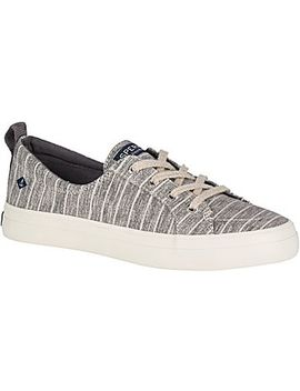 Women's Crest Vibe Painterly Stripe Sneaker by Sperry