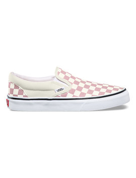 Checkerboard Classic Slip On by Vans