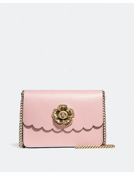 Bowery Crossbody With Tea Rose Turnlock by Coach