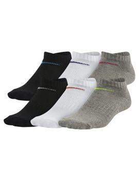 Nike Dri Fit Performance Low Little Kids' Socks (6 Pair). Nike.Com by Nike