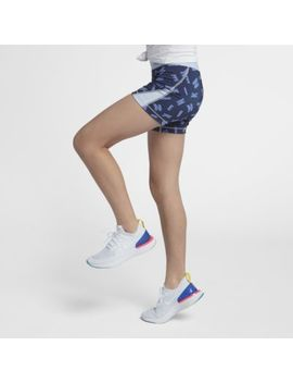 Nike Pro Big Kids' (Girls') Training Shorts. Nike.Com by Nike