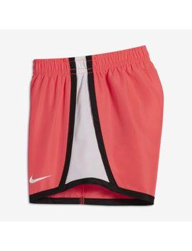 Nike Tempo Little Kids' (Girls') Running Shorts. Nike.Com by Nike