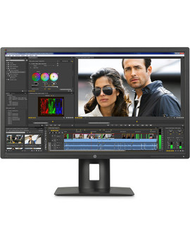 "Dream Color M2 D46 A8 31.5"" 16:9 4 K Uhd Ips Monitor (Smart Buy) by Hp"
