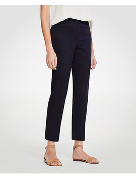 The Curvy Crop Pant by Ann Taylor