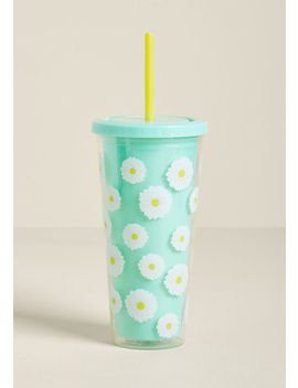 Bloomin' Beverage Travel Cup Bloomin' Beverage Travel Cup by Modcloth