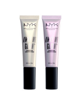 "Away We Glow Strobing Cream              <Span Class=""Product.Sample.Minicart.Class.Variationdetails""></Span> by Nyx Cosmetics"