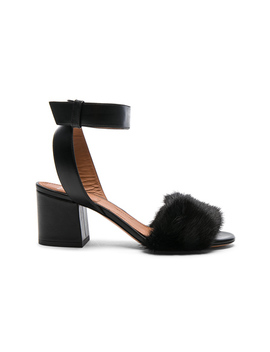 Mink Paris Heels by Givenchy