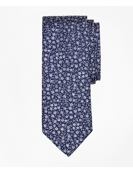 Ditzy Flower Tie by Brooks Brothers