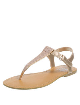 Girls' Quinn Sandal by Learn About The Brand Zoe And Zac