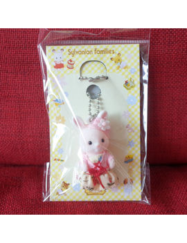Sylvanian Families Wildflower Rabbit Nonohana Key Chain One Piece  Grinpa Japan by Ebay Seller