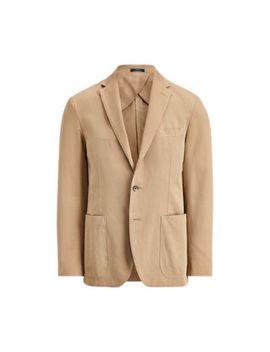 Morgan Twill Suit Jacket by Ralph Lauren