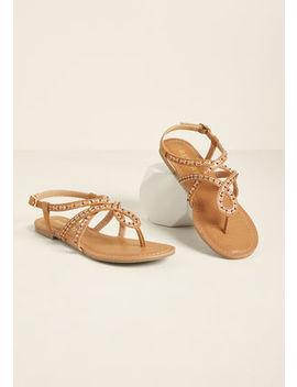 Winding Streak Sandal Winding Streak Sandal by Modcloth