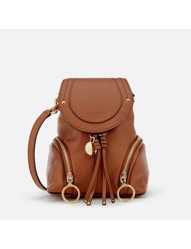 See By Chloé Women's Olga Backpack   Caramello by See By Chloé