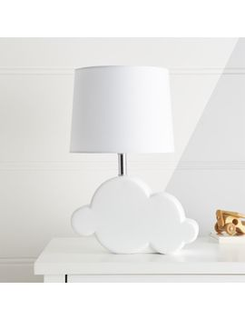 Cloud Table Lamp by Crate&Barrel
