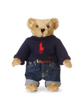 Limited Edition Big Pony Bear by Ralph Lauren