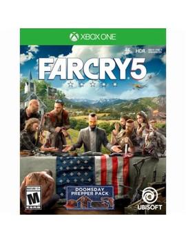 Xbox One by Far Cry 5