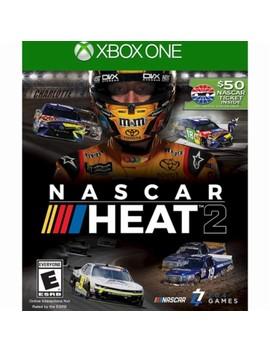 Xbox One by Nascar Heat 2