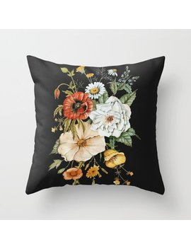 Throw Pillow by Shealeenlouise