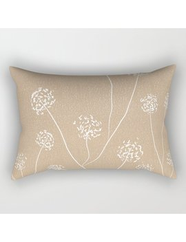 Rectangular Pillow by Girly Trend