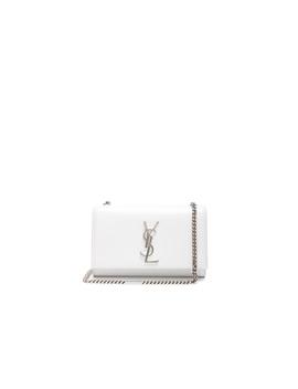 Small Tonal Monogramme Kate Chain Bag by Saint Laurent