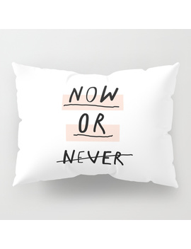 Pillow Sham by The Motivated Type