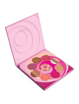 Blush And Bronzer Palette by Coastal Scents