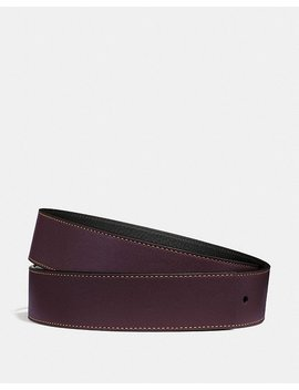 Belt Strap by Coach