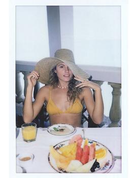 Oceans Edge Raffia Straw Hat by Free People