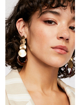 Gold Dust Earring by Free People