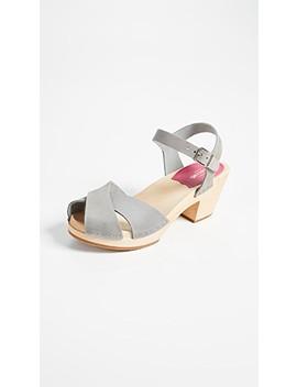 Mirja Sandals by Swedish Hasbeens