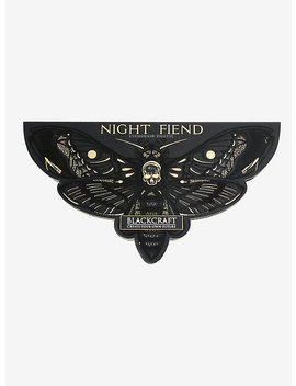 Black Craft Night Fiend Eyeshadow Palette Hot Topic Exclusive by Hot Topic