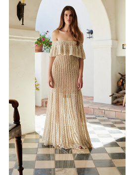 Emma's Crochet Limited Edition Dress by Free People
