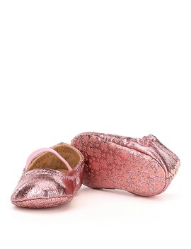 Girls' Bremmie Ballerina Crib Shoes by Lucky Brand