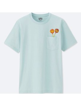 The Brands Short Sleeve Graphic T Shirt (Chupa Chups) by Uniqlo