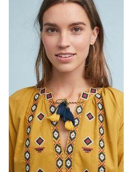 Merida Embroidered Tunic Dress by Riya
