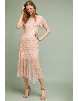 Nanette Lepore Zelda Beaded Dress by Nanette Lepore