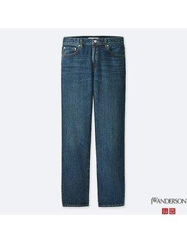 Men Jwa Denim Jeans by Uniqlo