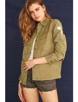 Levis Army Shirt Jacket by Forever 21